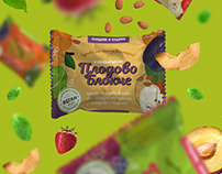 Packaging Design for Dried Fruit Bars