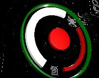 BTV 3D Logo Intro Animation