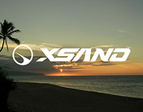 XSAND Sports | Logo + Brand Design