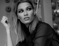 German Topmodel Vivienne Jonas