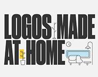 LOGOS MADE AT HOME 🛋