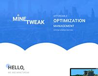 MineTweak - Thread Design