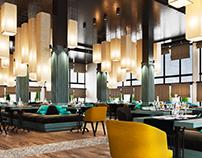 OCTOPUS restaurant design