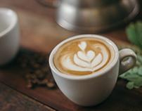 WOODLANE coffee shop