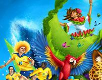 Fiesta Colombia