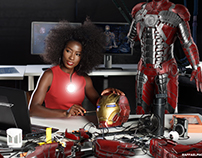 Iron Man - Riri Williams