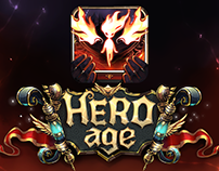 """Art of """"Hero Age"""" Project"""
