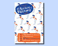 Les Mercredis à Villemanzy 2017 // poster