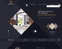 Quantum Website