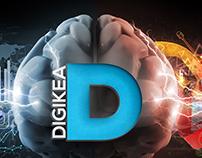 Digikea Branding and Social