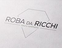 Roba da Ricchi | Logo Design