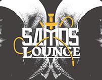 Samos Shishalounge - Logo