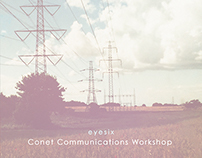 eyesix - Conet Communications Workshop EP