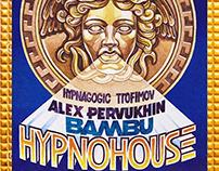 HYPNOHOUSE x DIMA TABU 2 years celebration