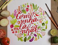 Cơm Nhà Là Nhất - Nothing beats family meals