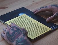 Sintético Magazine — N0 Gold