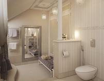 Delicate Classic Bathroom