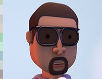 3D Kanye West | 808s and Heartbreaks