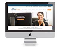 Website creative and art direction - patientNOW website