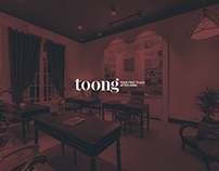 Toong Coworking Brand Identity