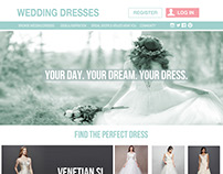 WD Wedding Planning Website