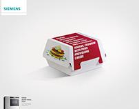 Siemens. Cook slow food, fast.