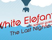 White Elefant poster 2