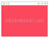 Lisa Lazzara Pediatric Dental Website