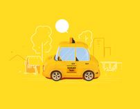 KAKAO taxi experiment design