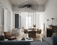 Maison Rénovation for Florent Doux Architecture
