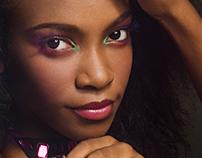 Femme Fatale (beauty & fashion series)