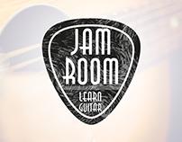 Logo Design : Jam Room