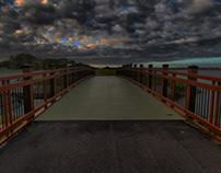 Bridge at Nathan Benderson Park