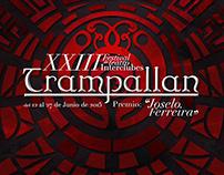 """Diseño de Imagen Festival de Teatro """"Trampallan"""""""