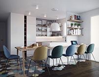 Kitchen in Paris, La Villette