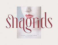Snagrids    Classy Ligature Serif