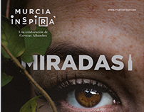 Murcia Inspira. Posters collection design.