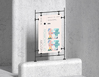 Poster Design | 五月天《好好》海報練習