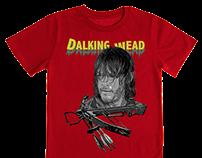 Dalking Wead Daryl T-Shirt