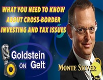 Goldstein on Gelt - Monte Silver #27