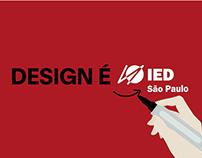 Design é IED