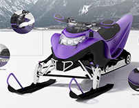 Snowmobile (Diploma Project)