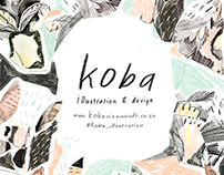 Koba illustration & design
