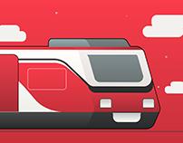 Tren Suburbano CDMX