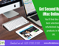 Get Second Hand iMac Online