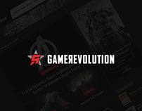GR Site Redesign