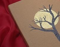 Vermelho Terra - Livros artesanais