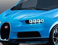 Bugatti Van