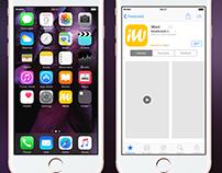 IWant app icon #dailyui #005