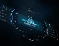 Aeromobil Concept UI